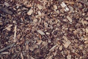 wood chipper or wood shredder